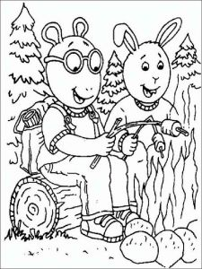 Arthur-coloring-pages-8