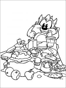 Baby-Looney-Tunes-coloring-pages-7