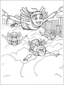 Bee-movie-coloring-pages-3