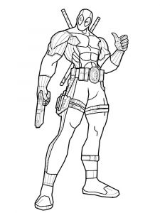 Deadpool-coloring-pages-2