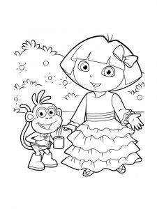 Dora-the-Explorer-coloring-pages-19