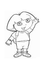 Dora-the-Explorer-coloring-pages-9