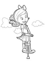 Goldie-and-Bear-coloring-pages-1