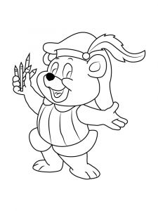 Gummy-bears-coloring-pages-3