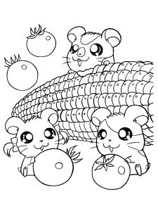 Hamtaro-coloring-pages-4