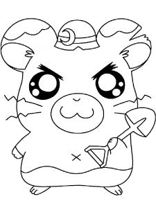 Hamtaro-coloring-pages-7