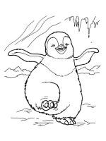 Happy-Feet-coloring-pages-1