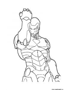 Iron-Man-coloring-pages-1