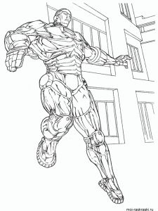 Iron-Man-coloring-pages-11