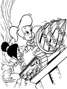 Jimmy-Neutron-coloring-pages-22