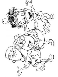 Jimmy-Neutron-coloring-pages-27