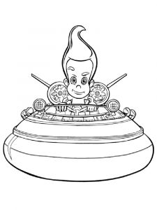 Jimmy-Neutron-coloring-pages-3