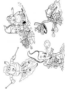 Jimmy-Neutron-coloring-pages-5