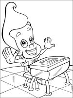 Jimmy-Neutron-coloring-pages-8