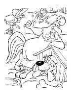 Looney-Tunes-Characters-coloring-pages-33