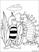 Maya-the-Bee-coloring-pages-2