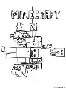 Minecraft-coloring-pages-12