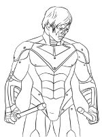 Nightwing-coloring-pages-8