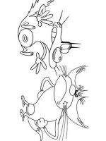 Oggy-and-the-Cockroaches-coloring-pages-13
