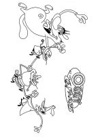 Oggy-and-the-Cockroaches-coloring-pages-6