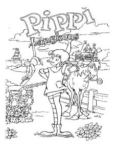 Pippi-Longstocking-coloring-pages-7