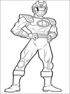Power-Rangers-coloring-pages-12
