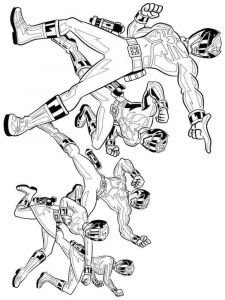 Power-Rangers-coloring-pages-21