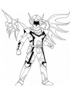 Power-Rangers-coloring-pages-6