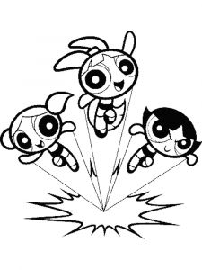 Powerpuff-Girls-coloring-pages-6