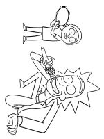 Rick-and-Morty-coloring-pages-9
