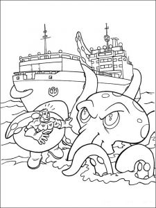 Superfriends-coloring-pages-18