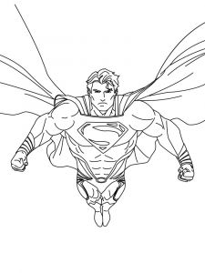 Superman-coloring-pages-3