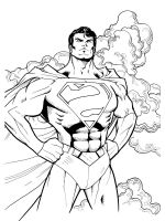 Superman-coloring-pages-30