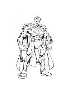 Superman-coloring-pages-7
