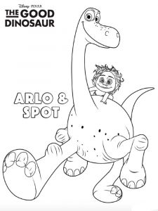 The-Good-Dinosaur-coloring-pages-14