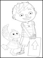 Zack-and-Quack-coloring-pages-2