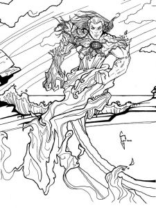 captain-planet-coloring-pages-6