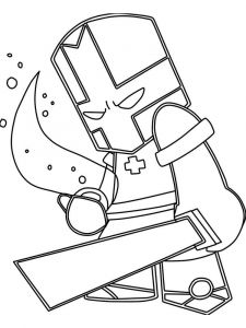 castle-crashers-coloring-pages-11