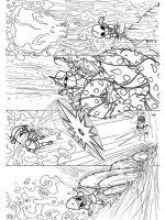 castle-crashers-coloring-pages-9