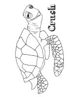 finding-nemo-crush-and-squirt-coloring-pages-5