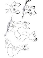 fox-and-the-hound-coloring-pages-14
