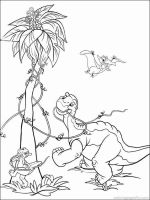land-before-time-coloring-pages-17