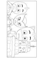 pj masks coloring pages free printable pj masks coloring pages
