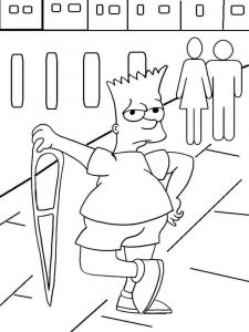 the-simpsons-coloring-pages-14