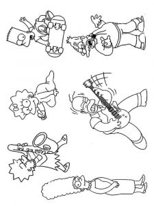 the-simpsons-coloring-pages-20