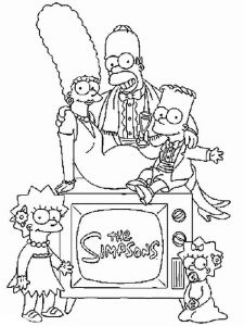 the-simpsons-coloring-pages-6