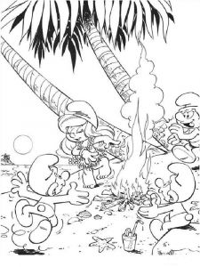 the-smurfs-coloring-pages-16