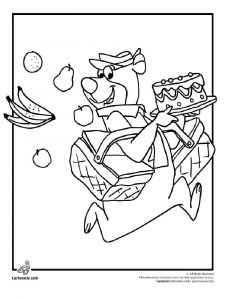 yogi-bear-coloring-pages-1