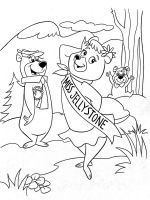 yogi-bear-coloring-pages-4