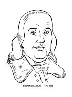 Benjamin-Franklin-coloring-pages-1